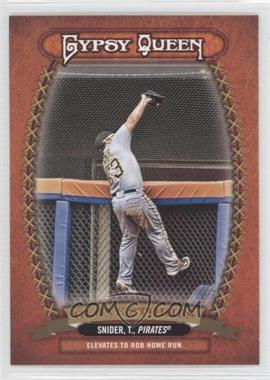 2013 Topps Gypsy Queen Glove Stories #GS-TS - Travis Snider