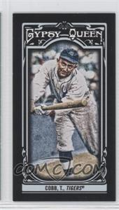 2013 Topps Gypsy Queen Mini Black #155 - Ty Cobb /199