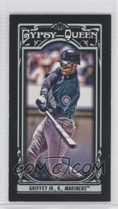 2013 Topps Gypsy Queen Mini Black #79 - Ken Griffey Jr. /199