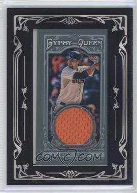 2013 Topps Gypsy Queen Mini Relics #GQMR-BBE - Brandon Belt