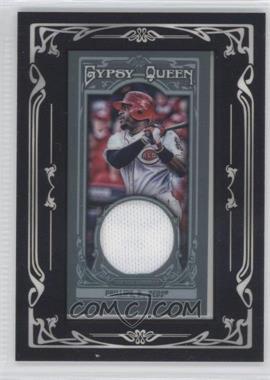 2013 Topps Gypsy Queen Mini Relics #GQMR-BP - Brandon Phillips