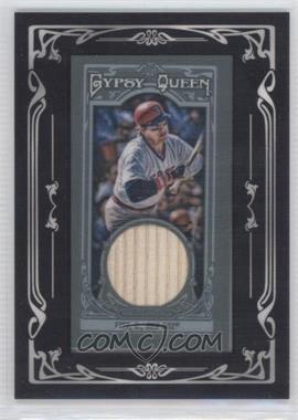 2013 Topps Gypsy Queen Mini Relics #GQMR-CF - Carlton Fisk