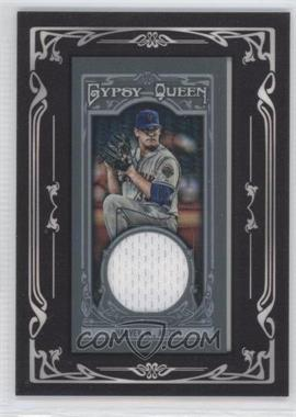 2013 Topps Gypsy Queen Mini Relics #GQMR-MH - Matt Harvey