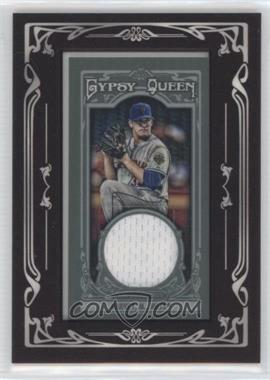 2013 Topps Gypsy Queen Mini Relics #GQMR-MH - Matt Harvey