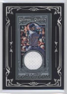 2013 Topps Gypsy Queen Mini Relics #GQMR-MK - Matt Kemp