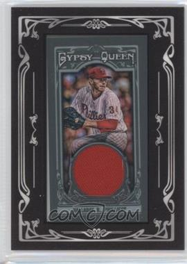 2013 Topps Gypsy Queen Mini Relics #GQMR-RH - Roy Halladay