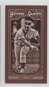 2013 Topps Gypsy Queen Mini Sepia-Tone #149 - Tom Seaver /50