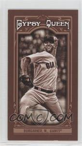 2013 Topps Gypsy Queen Mini Sepia-Tone #84 - Madison Bumgarner /50