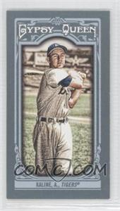 2013 Topps Gypsy Queen Mini #10 - Al Kaline