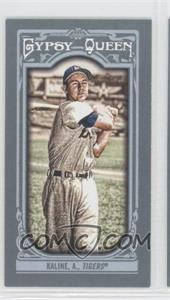 2013 Topps Gypsy Queen Mini #10.2 - Al Kaline