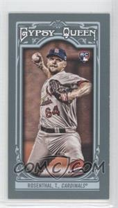 2013 Topps Gypsy Queen Mini #103 - Trevor Rosenthal