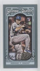 2013 Topps Gypsy Queen Mini #104 - Paco Rodriguez