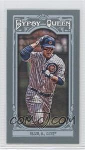 2013 Topps Gypsy Queen Mini #11 - Anthony Rizzo