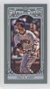 2013 Topps Gypsy Queen Mini #110.2 - Buster Posey