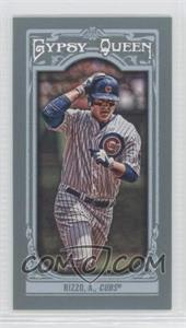 2013 Topps Gypsy Queen Mini #11.2 - Anthony Rizzo