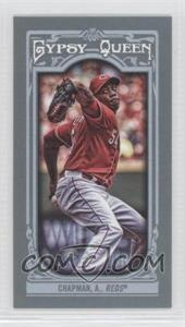 2013 Topps Gypsy Queen Mini #12 - Aroldis Chapman