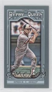 2013 Topps Gypsy Queen Mini #120.1 - Cal Ripken Jr.