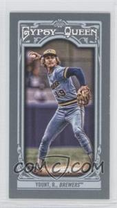 2013 Topps Gypsy Queen Mini #125 - Robin Yount