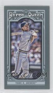 2013 Topps Gypsy Queen Mini #125.1 - Robin Yount