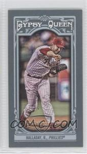2013 Topps Gypsy Queen Mini #129 - Roy Halladay