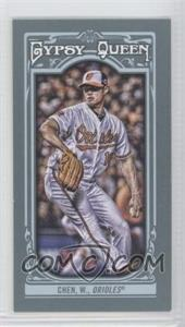 2013 Topps Gypsy Queen Mini #13 - Wei-Yin Chen