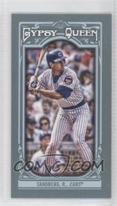 2013 Topps Gypsy Queen Mini #135 - Ryne Sandberg