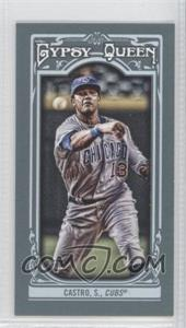 2013 Topps Gypsy Queen Mini #142 - Starlin Castro