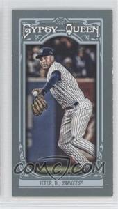 2013 Topps Gypsy Queen Mini #150.1 - Derek Jeter
