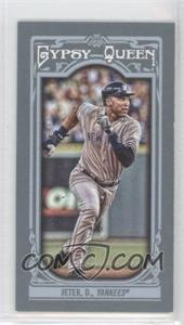 2013 Topps Gypsy Queen Mini #150.2 - Derek Jeter