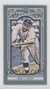 2013 Topps Gypsy Queen Mini #155 - Ty Cobb