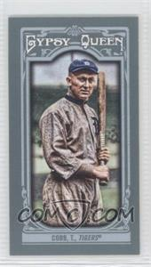 2013 Topps Gypsy Queen Mini #155.2 - Ty Cobb