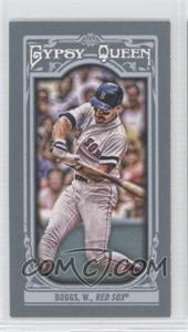 2013 Topps Gypsy Queen Mini #158 - Wade Boggs