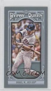 2013 Topps Gypsy Queen Mini #158.2 - Wade Boggs