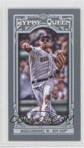 2013 Topps Gypsy Queen Mini #164 - Will Middlebrooks