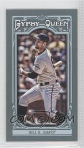 2013 Topps Gypsy Queen Mini #17 - Brandon Belt