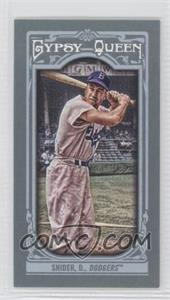 2013 Topps Gypsy Queen Mini #180 - Duke Snider
