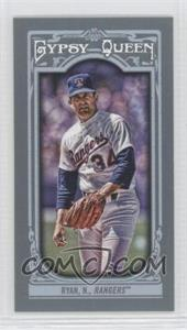 2013 Topps Gypsy Queen Mini #19 - Nolan Ryan