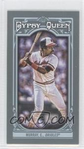 2013 Topps Gypsy Queen Mini #190 - Eddie Murray