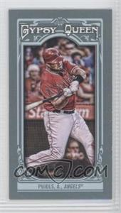 2013 Topps Gypsy Queen Mini #20 - Albert Pujols