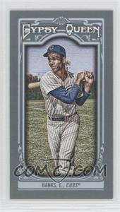 2013 Topps Gypsy Queen Mini #200 - Ernie Banks