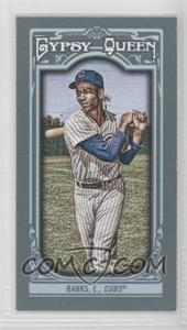 2013 Topps Gypsy Queen Mini #200.1 - Ernie Banks