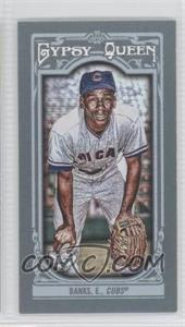 2013 Topps Gypsy Queen Mini #200.2 - Ernie Banks
