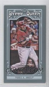 2013 Topps Gypsy Queen Mini #20.1 - Albert Pujols