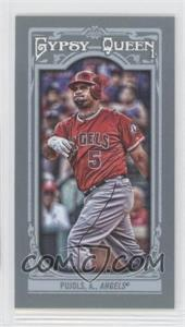 2013 Topps Gypsy Queen Mini #20.2 - Albert Pujols