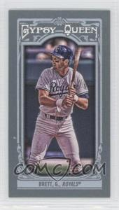 2013 Topps Gypsy Queen Mini #230.2 - George Brett