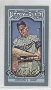 2013 Topps Gypsy Queen Mini #240 - Harmon Killebrew
