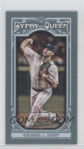 2013 Topps Gypsy Queen Mini #259 - Justin Verlander
