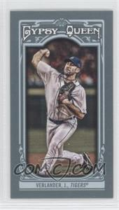 2013 Topps Gypsy Queen Mini #259.1 - Justin Verlander