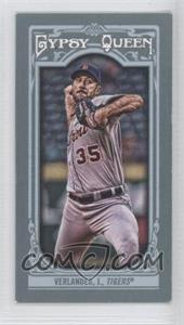 2013 Topps Gypsy Queen Mini #259.2 - Justin Verlander