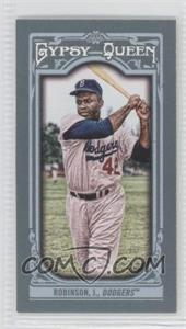 2013 Topps Gypsy Queen Mini #260 - Jackie Robinson
